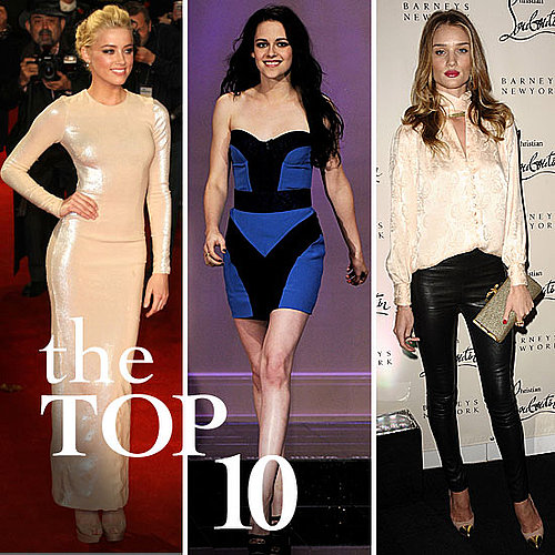Best Celebrity Style For October 31, 2011