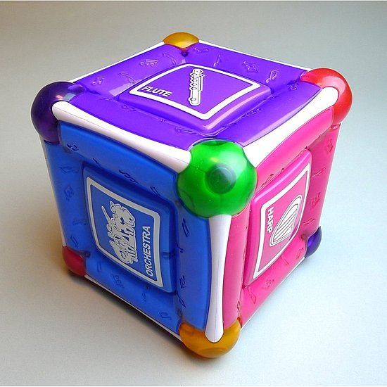 Mozart Magic Music Cube ($19)