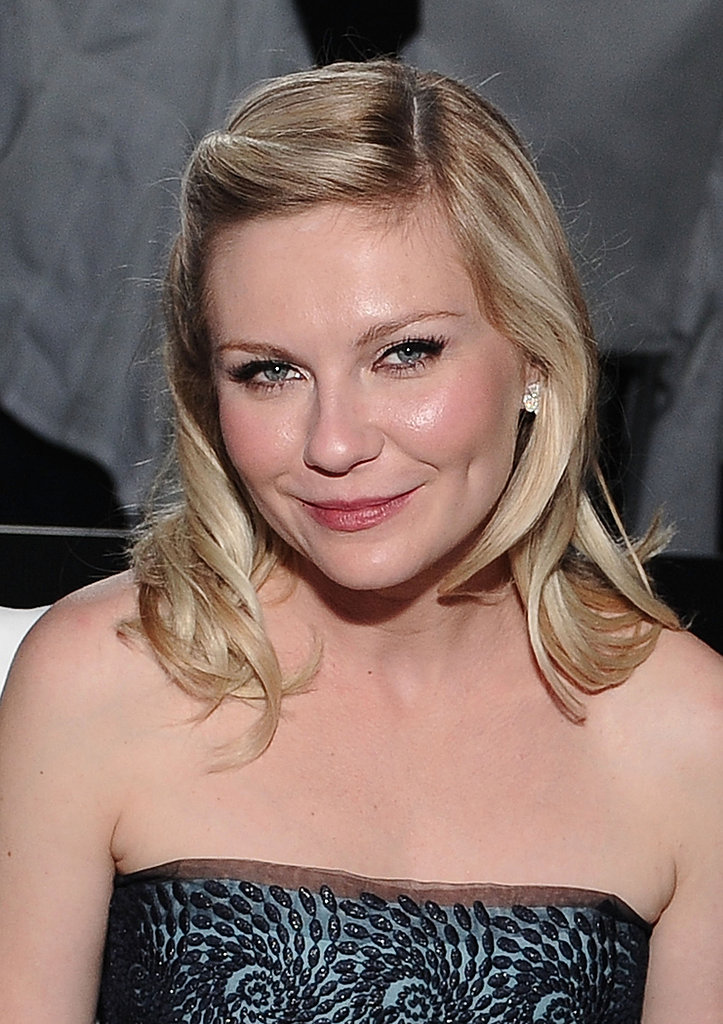 Kirsten Dunst went for a delicate look at a gala in LA.