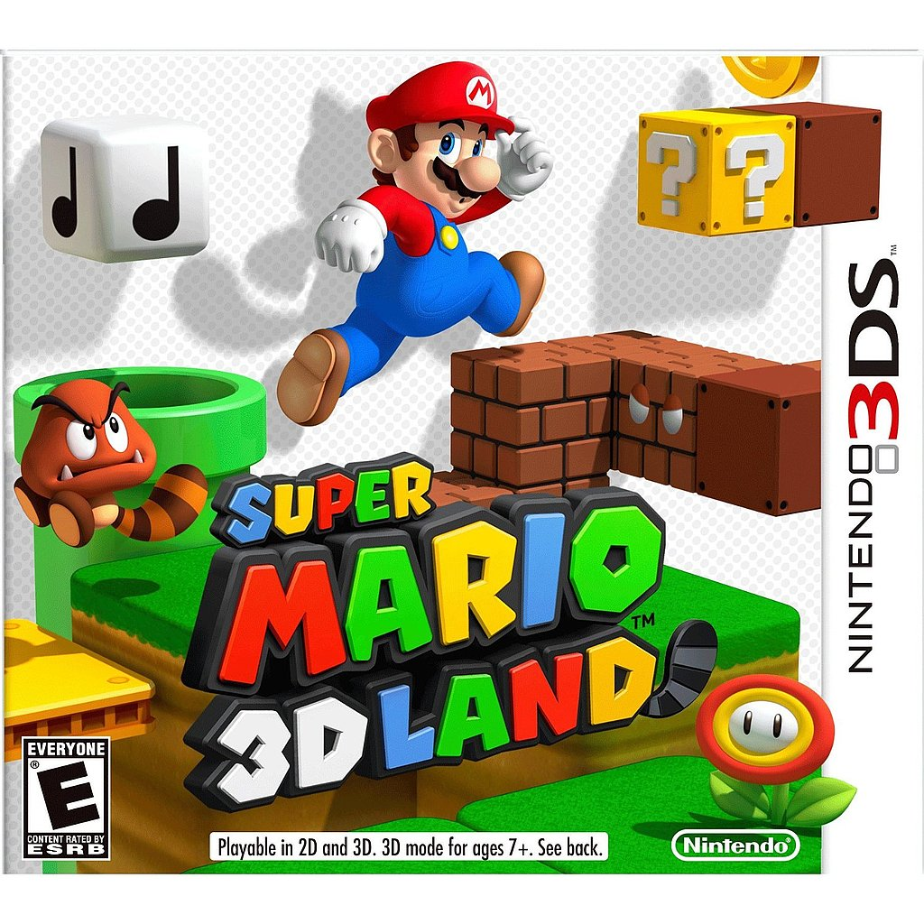 For the Gamer Gal: Super Mario 3D Land ($40)