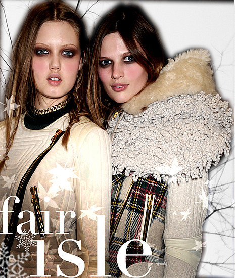 Shop Fall 2011 Trends: Fair Isle and Nordic Winter