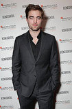 Robert Pattinson was the picture of cool at the Hamilton Behind the Camera Awards.
