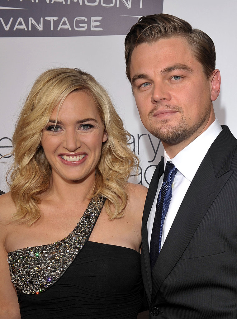Leonardo DiCaprio reunited with Kate Winslet in December 2008, stepping out on the red carpet at the LA premiere for their film Revolutionary Road.