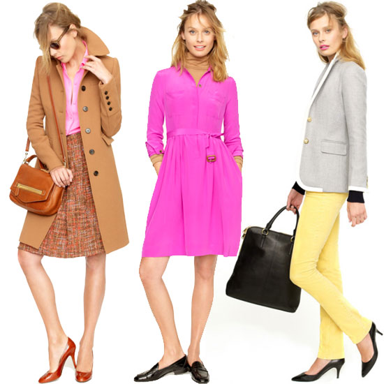 10 Easy Winter Styling Tips Culled From J.Crew's Favorite Looks