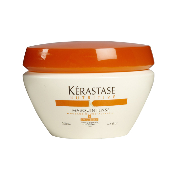 Kerastase Masquintense, $42  The ultimate hair nourisher: Completely transforms dull, over-worked tresses.