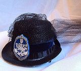 Twilight Cullen Crest Mini Top Hat, $25