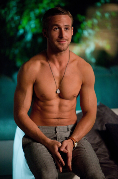 Ryan sent all of our hearts aflutter when he bared his rock-hard abs in 2011's Crazy, Stupid, Love.