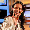 Katie Holmes Talks Dawson's Creek Reunion on GMA Pictures