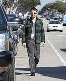 Matt Bellamy took a walk in LA.