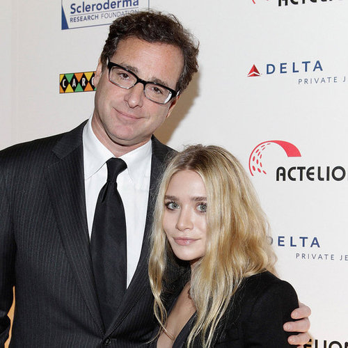 Ashley Olsen and Bob Saget at Scleroderma Event Pictures