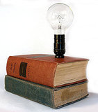 Book Light Lamp ($150)