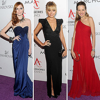 Nicole Richie in Antonio Berardi at ACE Awards November 2011