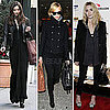 Celebrities Wearing All Black