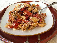Roasted Vegetable Ragu