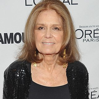 Gloria Steinem Thinks Kim Kardashian Is Wasting Her Life