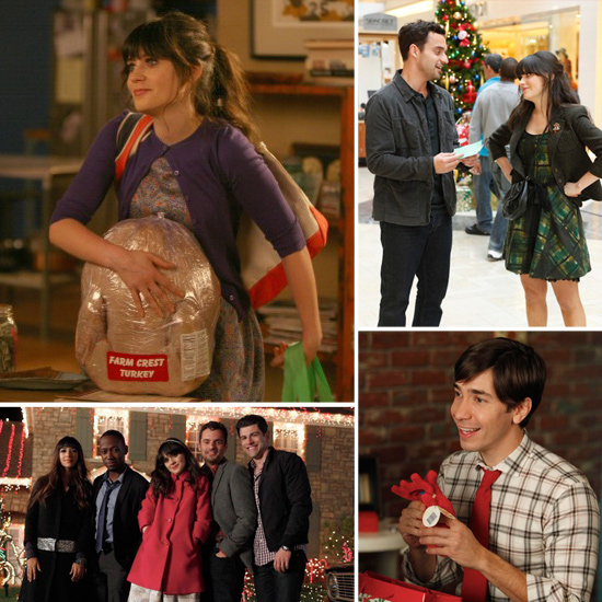 New Pics: Justin Long Checks Into New Girl For the Holidays