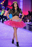 Jacquelyn Jablonski played in a tutu.