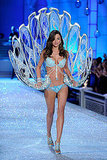 Miranda Kerr debuted the 2011 Fantasy bra at the Victoria's Secret Fashion Show.