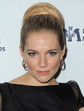 Sienna Miller was honored in LA.