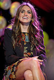 Nikki Reed couldn't stop smiling in Chicago.