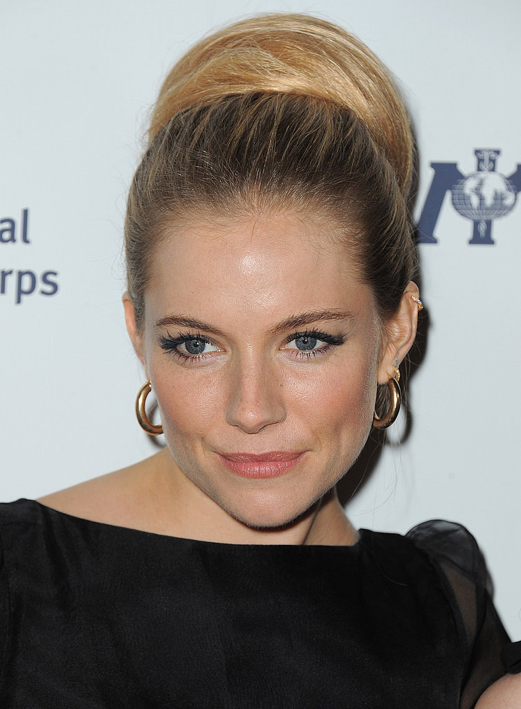 Sienna Miller was the guest of honor at the 2011 International Medical Corps Awards Celebration.
