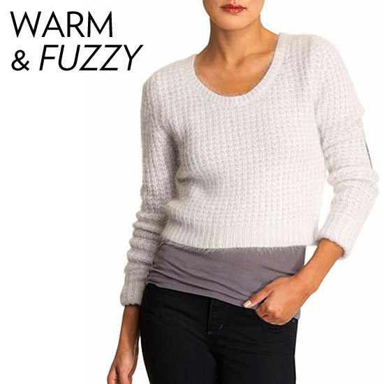 10 Insanely Soft Mohair Sweaters to Warm Up In