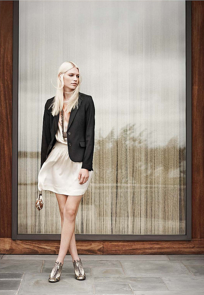 The Club Monaco Pre-Spring 2012 Lookbook Is Here
