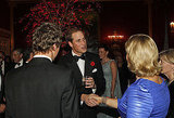 Prince William hosting dinner at St. James Palace.