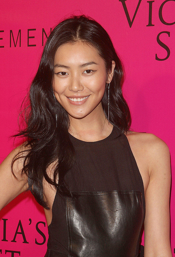 Liu Wen at the Victoria's Secret Fashion Show afterparty.