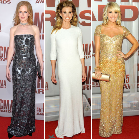 Which Country Music Awards Attendee Looks Most Fab?