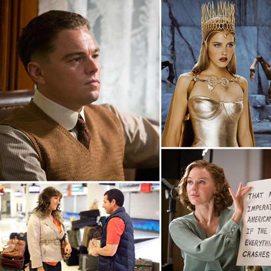 Movie Sneak Peek: J. Edgar, Immortals, and Jack and Jill