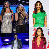 Sofia Vergara, Usher, Zoe Saldana, and More Spice Up the Latin Grammys in Las Vegas