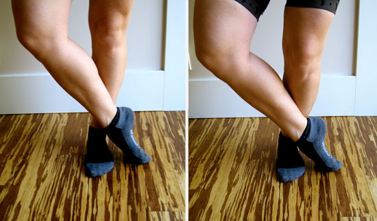 Shin and Ankle Stretch