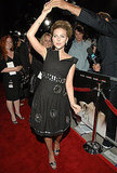Scarlett Johansson showed off her little black dress at the premiere of The Black Dahlia in 2006.