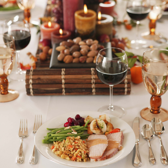 Save or Splurge? Thanksgiving Dinner
