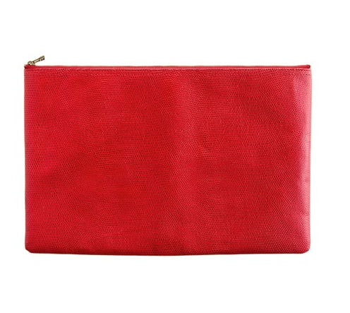 A Sleek, Shiny Clutch ($58)
