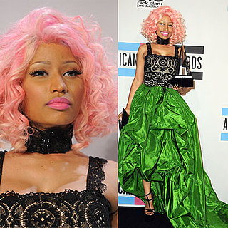Nicki Minaj at 2011 American Music Awards