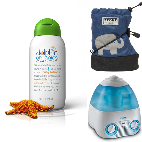 Winterize Your Baby: Products to Combat Winter's Chill