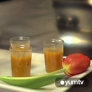 Butternut Squash Shooters Recipe