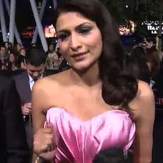 Breaking Dawn Tinsel Korey Video Interview