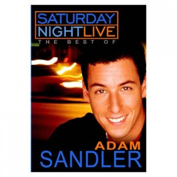 SNL Best of Adam Sandler DVD - NBC Store