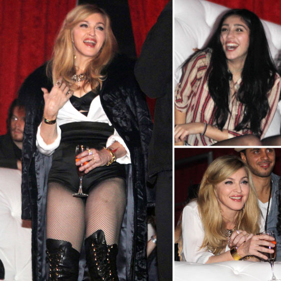 Madonna Brings Lourdes and Brahim Along For a Dance-Filled Night in NYC