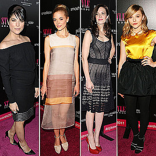 Hollywood Style Awards Red Carpet Looks 2011