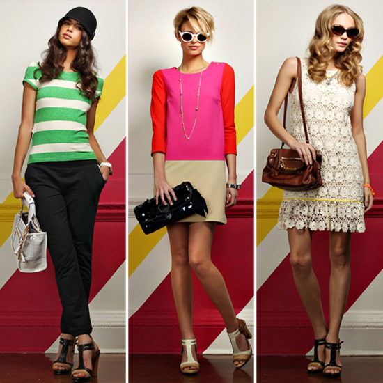 First Look! Juicy Couture's Playfully Pretty Spring 2012 Collection