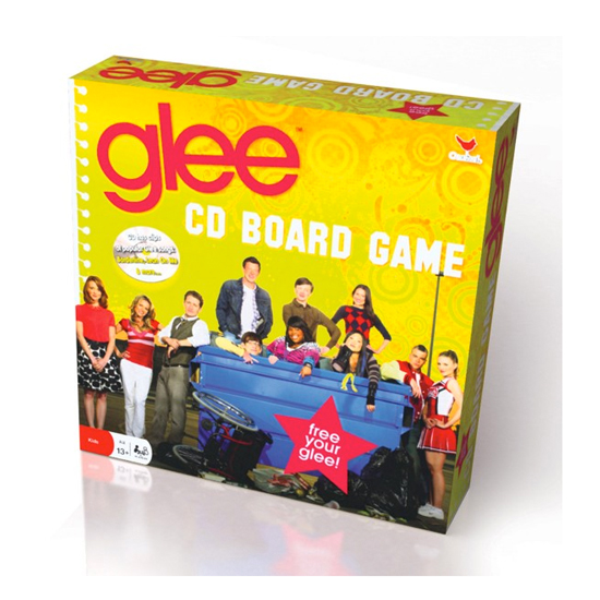 Glee Board Game in a Box ($20)