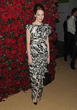 Miranda, Drew, Blake and Elizabeth Go Glamorous For Tribute to Pedro Almodovar