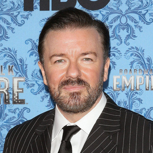 Ricky Gervais Will Host 2012 Golden Globes