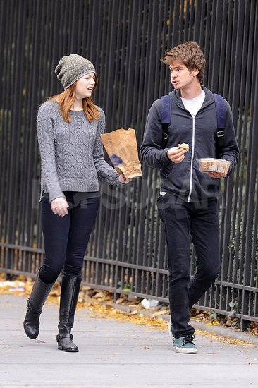 """andrew emma dating Emma stone has a new man in her life: she's dating """"snl"""" writer and segment director dave mccary, as exclusively revealed on """"page six tv"""" mccary's just the latest """"snl"""" staffer to date a hollywood star to appear on the show."""
