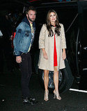 Nikki Reed with Paul McDonald in NYC.