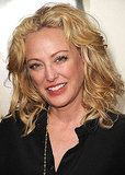 Virginia Madsen embraced her curly hair on the red carpet.